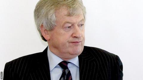 GAA director general Paraic Duffy