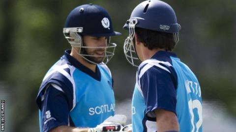 Scotland begin their World Twenty20 qualifying campaign on Tuesday