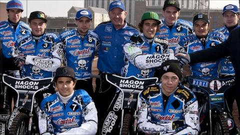 Poole Pirates 2012 - Photofinish (c)