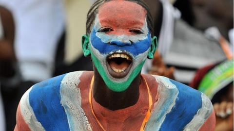Gambian football fans can look to the future with renewed confidence