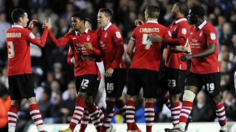 Leeds 3-7 Nottm Forest