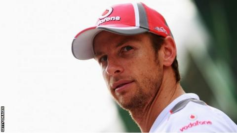 Jenson Button, Sepang 2012