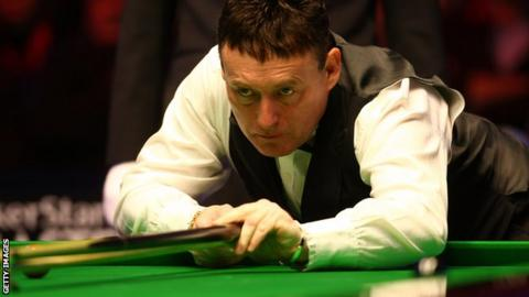 Former snooker world number one Jimmy White
