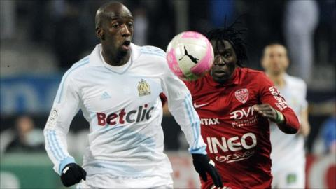 Senegal and Marseille defender Souleymane Diawara