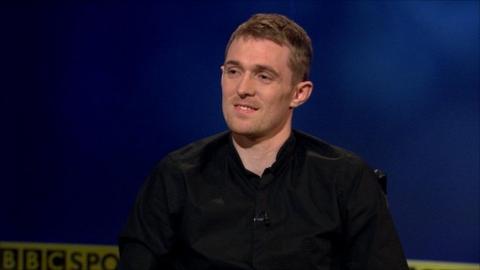 Interview - Darren Fletcher