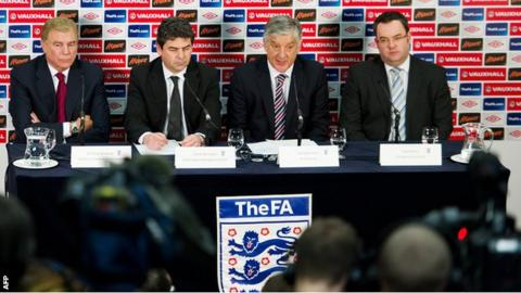 The FA are looking for their first permanent technical director in a decade