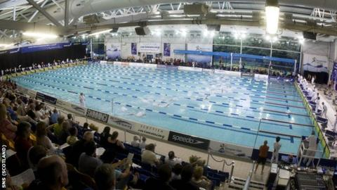 Tollcross International Swimming Centre is being upgraded for the 2014 Commonwealth Games