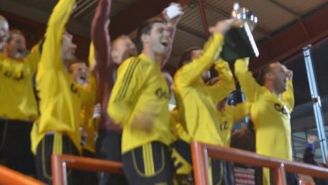 St Paul's win Le Riche Cup 2012