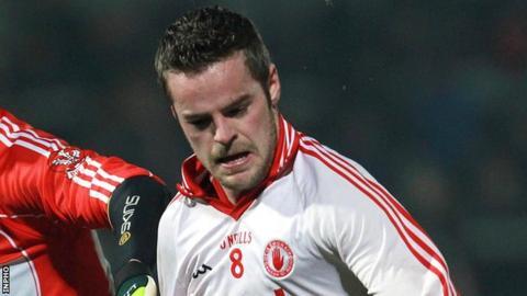 Tyrone midfielder Michael Murphy