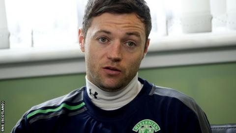Sproule will be playing in his fourth Scottish Cup semi-final with Hibs