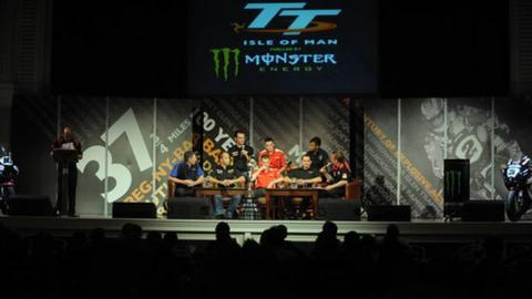 TT Press Launch