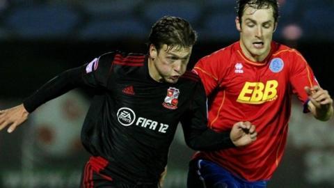 Highlights - Aldershot 2-1 Swindon