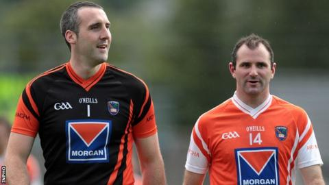 Hearty's retirement follows Steven McDonnell's decision to quit the Armagh squad last week
