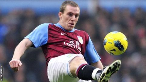 Aston Villa have slid dangerously near the Premier League relegation zone during Dunne's absence