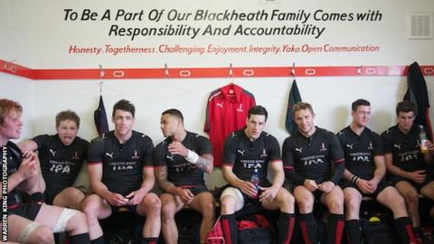 Blackheath Rugby Club