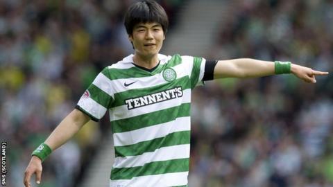 Celtic midfielder Ki Sung-yueng