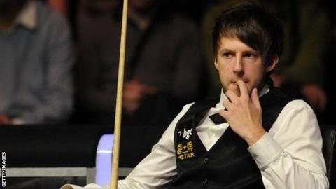 World number two Judd Trump