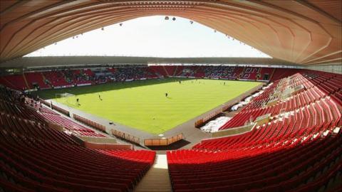 Darlington Arena