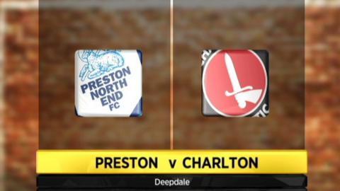 Preston 2-2 Charlton
