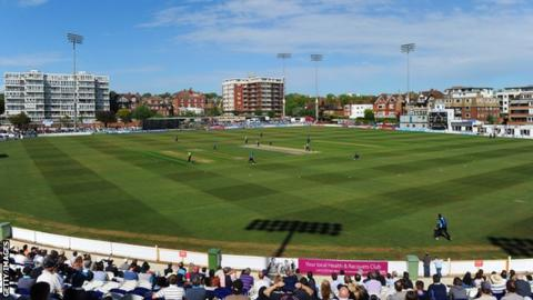 Probiz County Ground in Hove