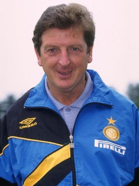 Roy Hodgson at Inter Milan