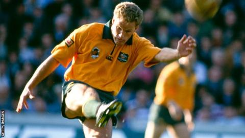 Former Australia and Saracens fly-half Michael Lynagh