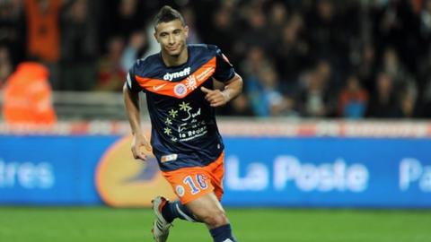 Morocco and Montpelier midfielder Younes Belhanda