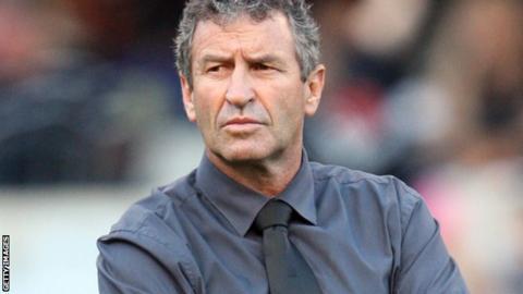 Former New Zealand rugby union coach Wayne Smith