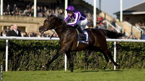 Camelot, ridden by Joseph O'Brien