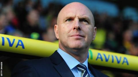 Blackburn Rovers manager Steve Kean