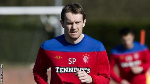 Rangers defender Sasa Papac