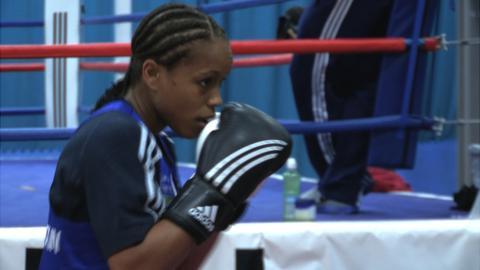 GB lightweight Natasha Jonas