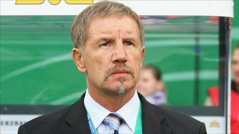 Stuart Baxter