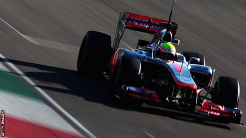 McLaren's new nose