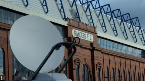Ibrox Stadium could be abandoned like Third Lanark's Cathkin Park