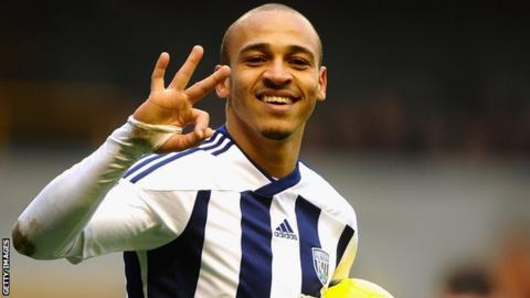 """Peter Odemwingie says Roy Hodgson is at his best with """"average"""" teams"""