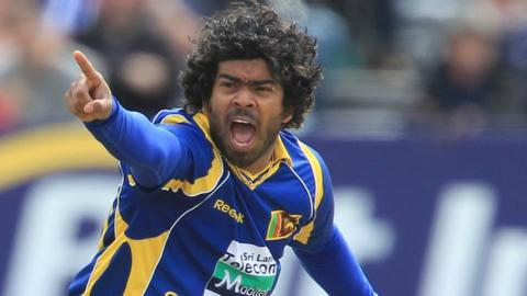 Lasith Malinga joins Middlesex