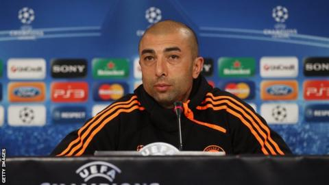 Robert di Matteo Champions League