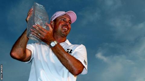 Players Championship winner Matt Kuchar