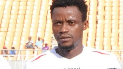 Patrick Mafisango