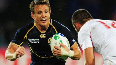 Rory Lawson signs for Newcastle Falcons