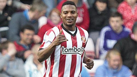 Benin's Stephane Sessegnon