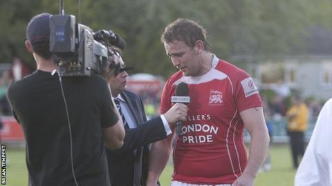 MP backs London Welsh with Parliamentary motion