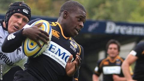 Christian Wasps signs Wasps extension