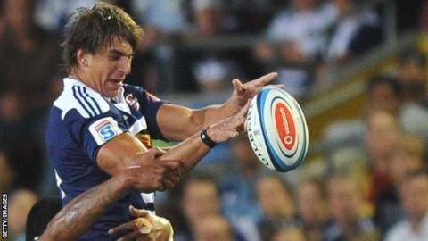 Stormers second row Eben Etzebeth