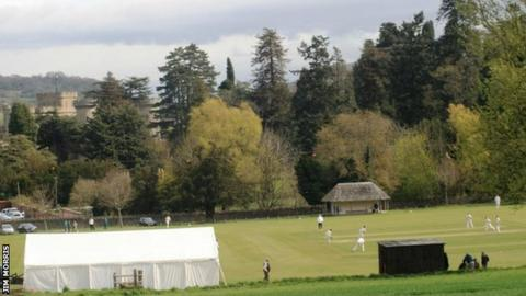 Eastnor Cricket Club, Herefordshire