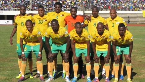 Zimbabwe's national team