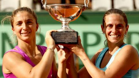 errani and vinci break up dating