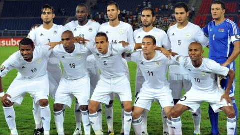 Libya national team