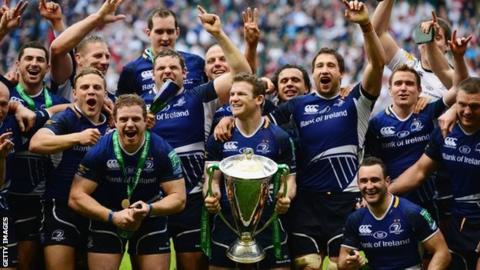 Image result for leinster heineken cup